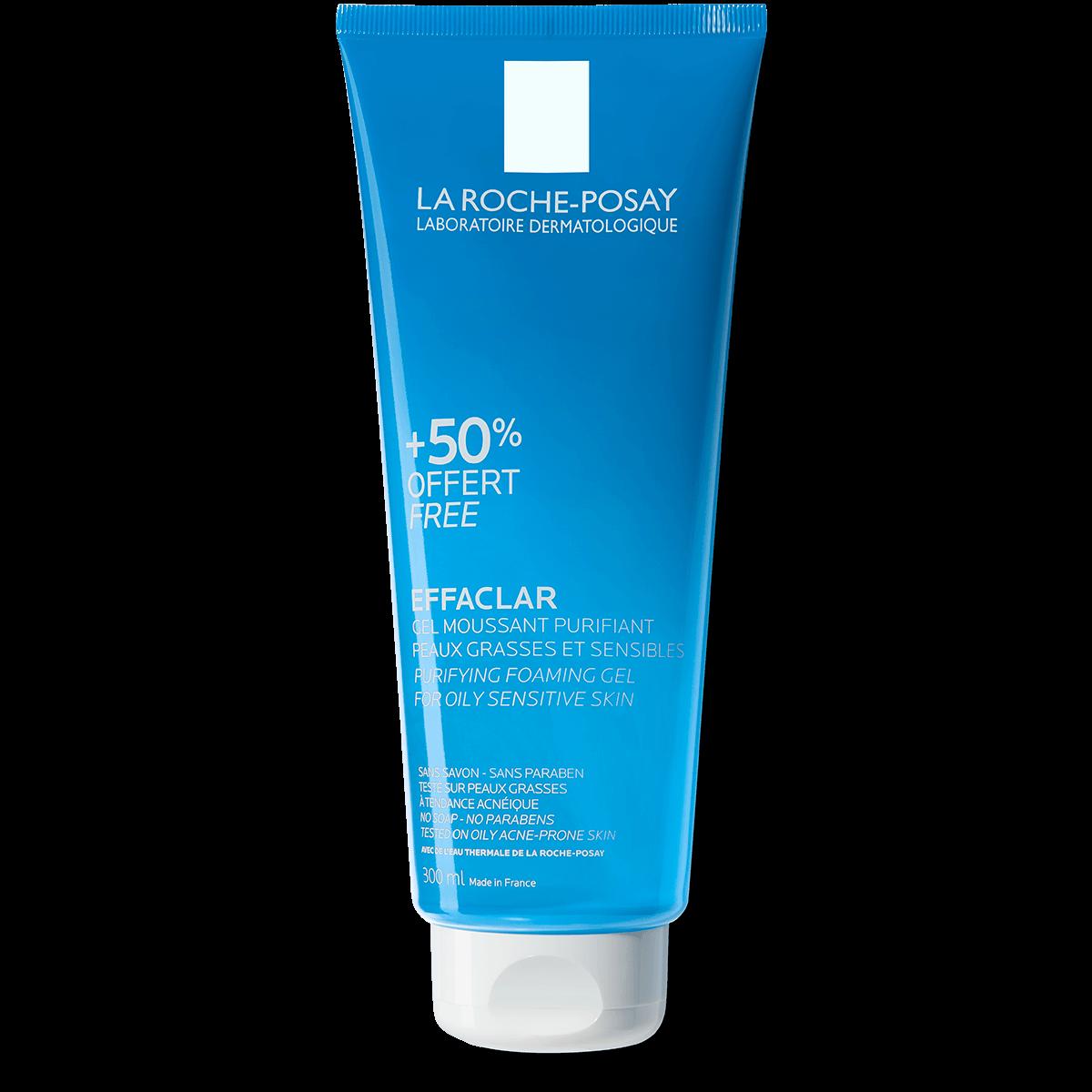 La Roche Posay Face Cleanser Effaclar Cleansing Foaming Gel 300ml 3337