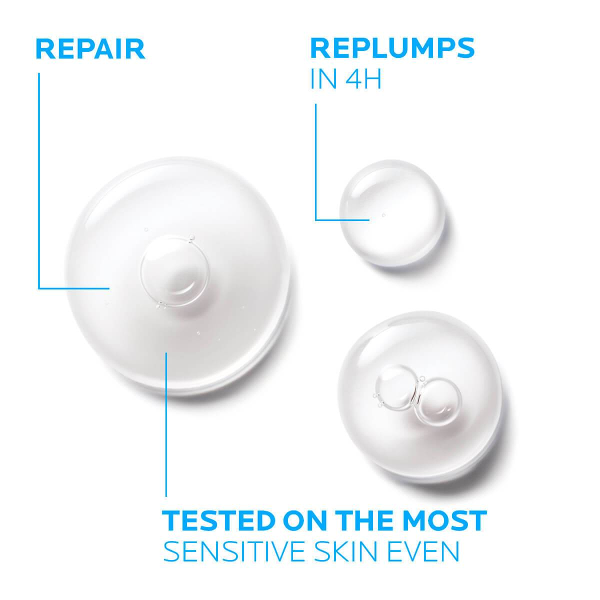 La Roche Posay ProductPage Anti Aging Hyalu B5 Texture