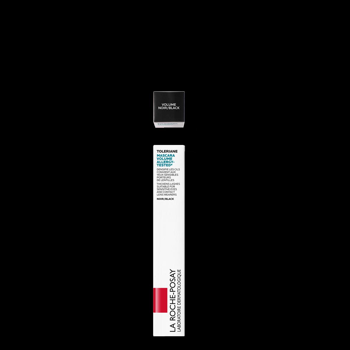 La Roche Posay Sensitive Toleriane Make up VOLUME MASCARA Black 333787